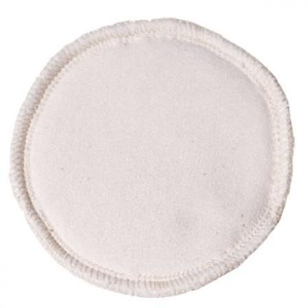 coussinets d'allaitement lavable réutilisable en coton bio pas chers