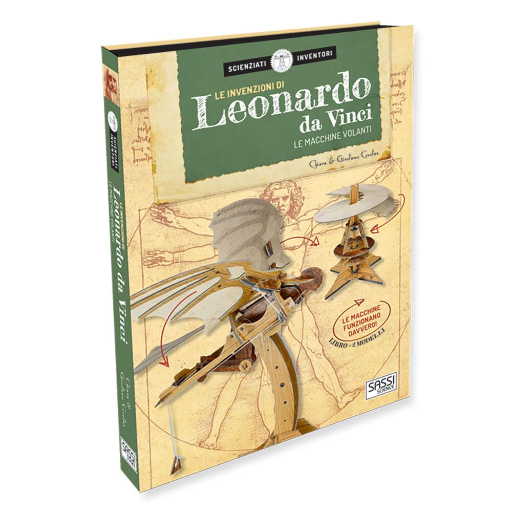 Maquette 3D Léonard de Vinci