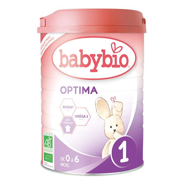 lait premier âge bio à Lyon