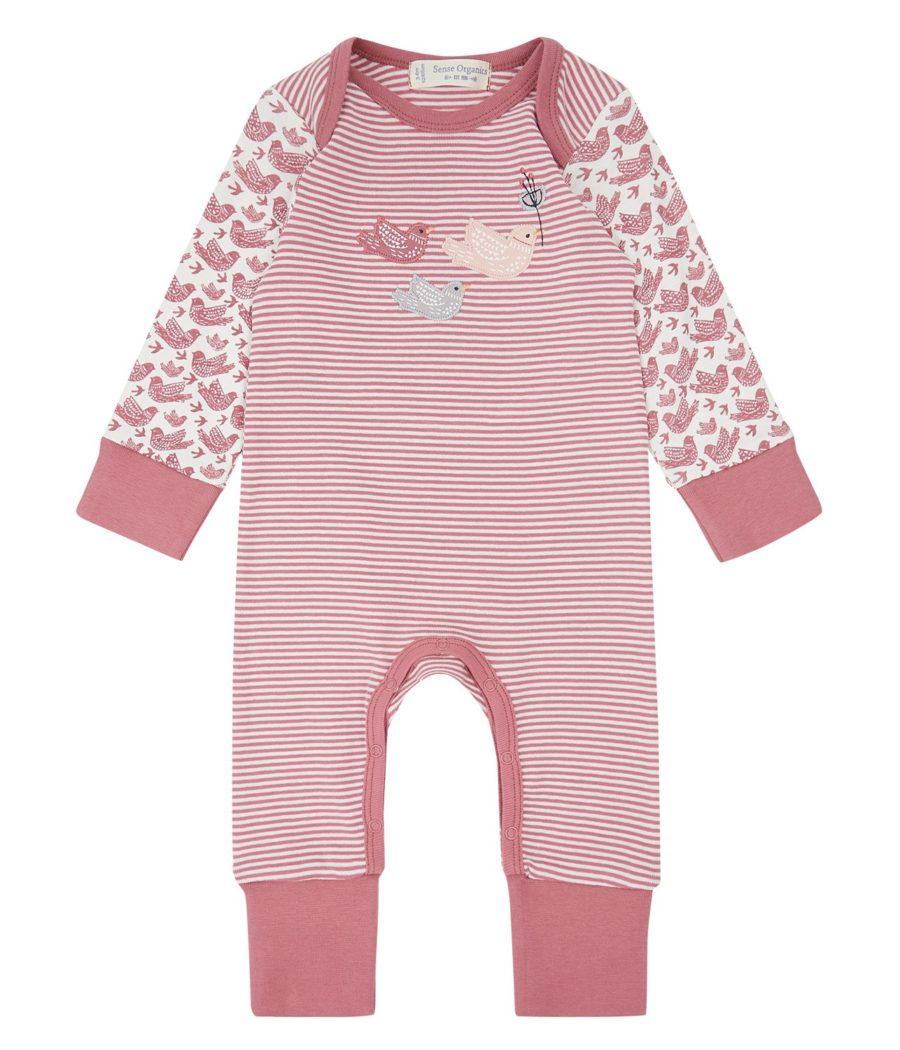 pyjama bébé été coton bio Lyon fille pas cher