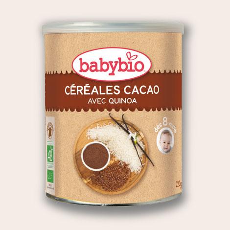 Céréales Cacao