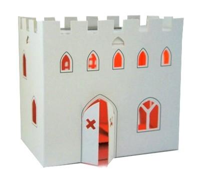 veilleuse château énergie solaire