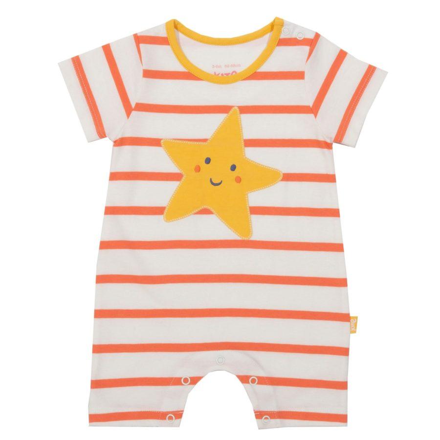 magasin vêtements bébé été coton bio Lyon