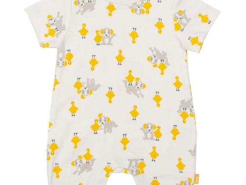 habits bébé pour l'été en coton bio Lyon