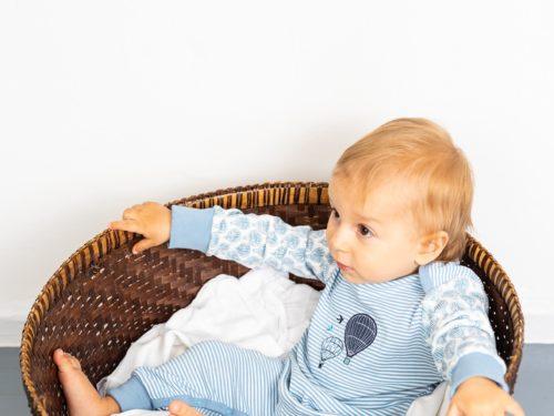 pyjama bébé coton bio été Lyon pas cher