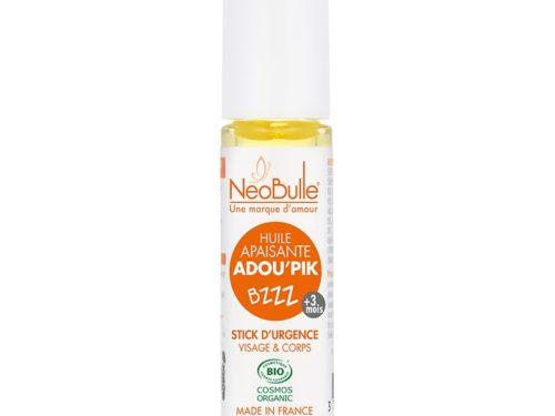 huile calmante pour bébé contre moustiques à Lyon