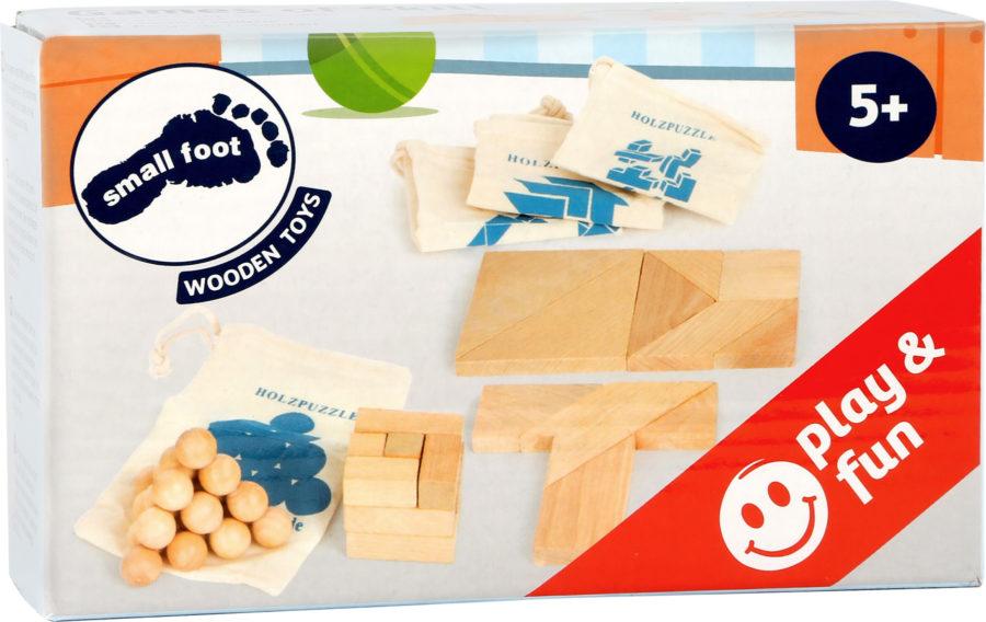 magasin jeu de casse-tête en bois pour enfants à Lyon