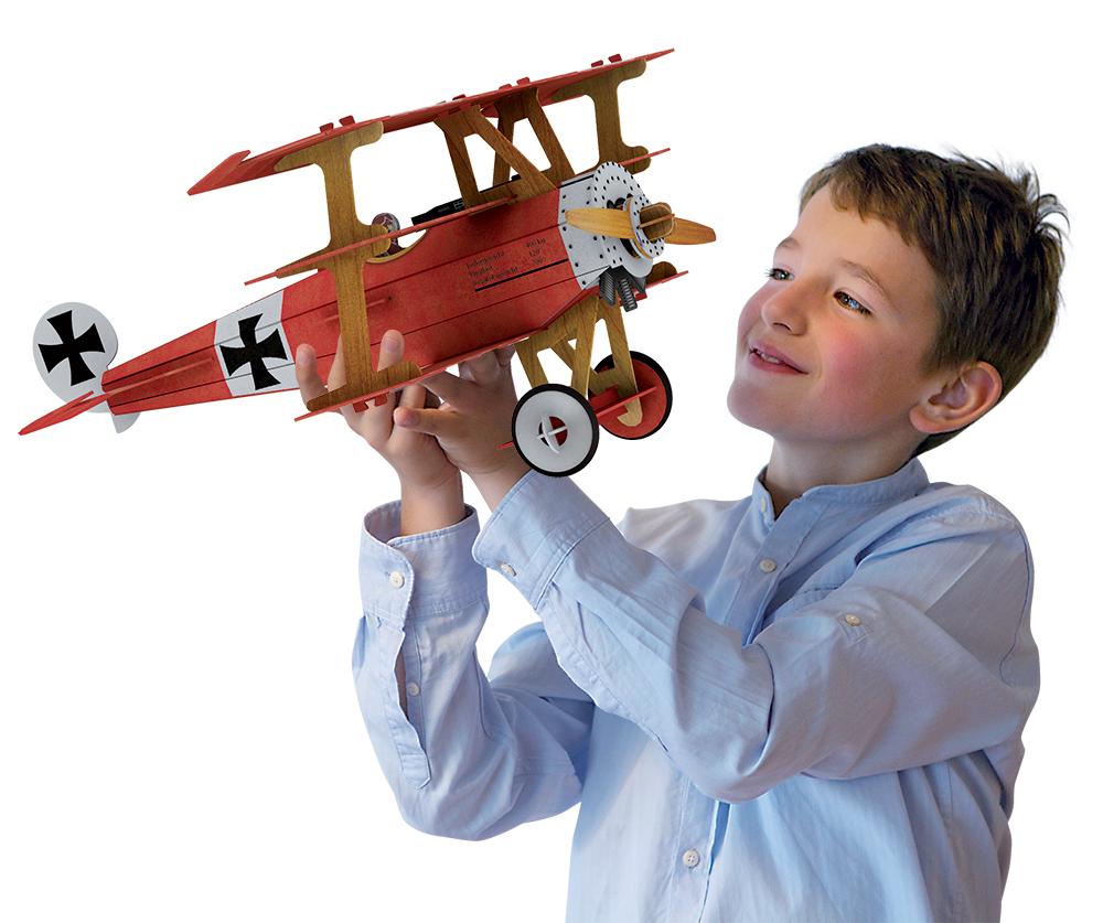 livre+maquette avion