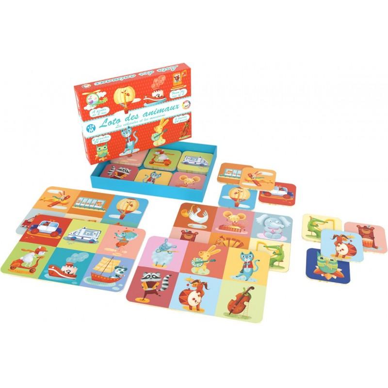 magasin jeux en bois pour enfants et bébé à Lyon