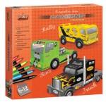 maquettes camions