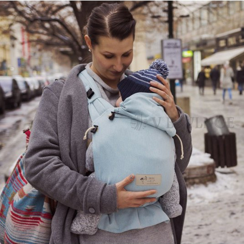 Babycarrier Turquoise