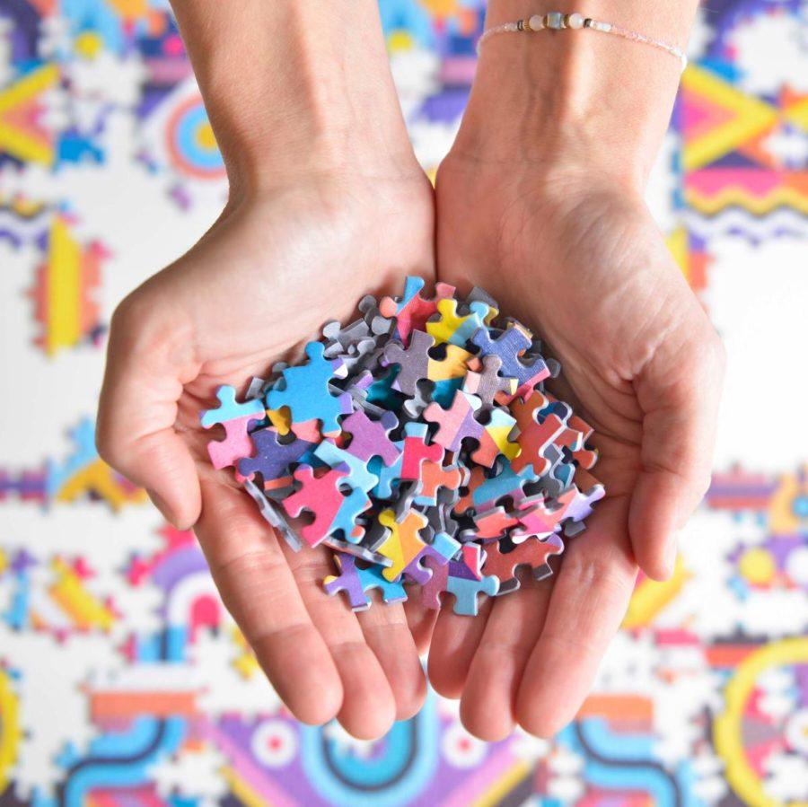 magasin puzzle enfants 12 ans à Lyon