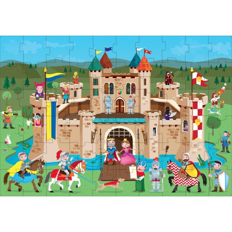 boutique de jouets puzzles pour enfants de 4 ans à Lyon