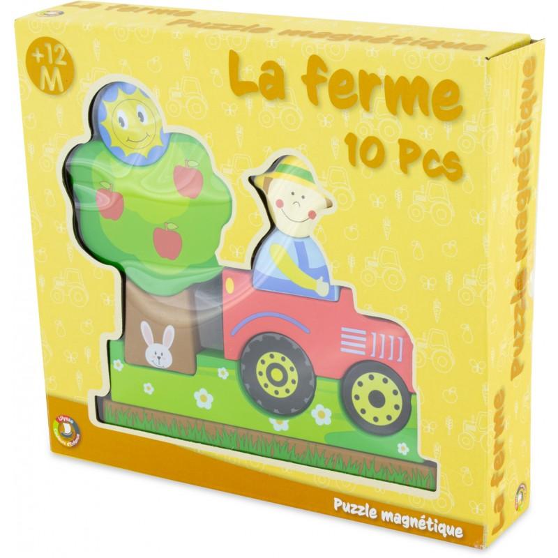magasin de jeux en bois pour les enfants ouvert à Lyon