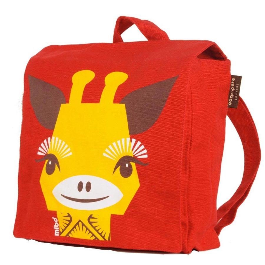 sac à dos maternelle à Lyon bio