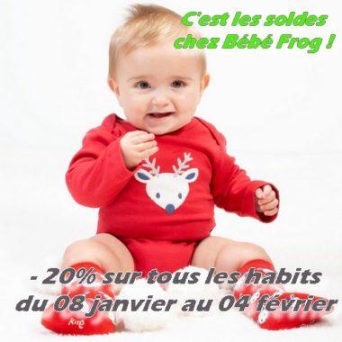 soldes magasin bébé bio Lyon 2020